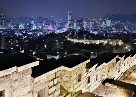seoul city wall attractions visit seoul  official