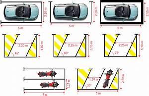 Place De Parking Dimension : les dimensions d 39 un bon parking ou comment rentabiliser ~ Medecine-chirurgie-esthetiques.com Avis de Voitures