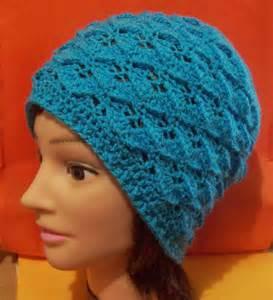 Dragonscale Crochet Hats Free Patterns