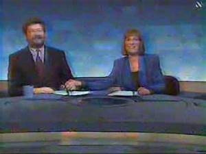 Paul Frost on his final Tyne Tees Today 1993 - YouTube