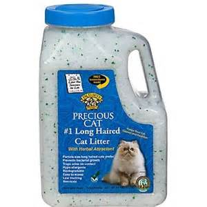 precious cat litter precious cat cat litter hair w herbal attractant