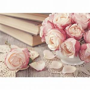 K L Wall Art : fototapete rosa rosen von k l wall art f r das romantische flair wall ~ Buech-reservation.com Haus und Dekorationen