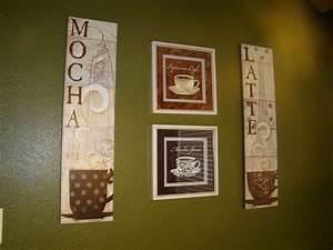Coffee themed kitchen decor ideas homestylediary