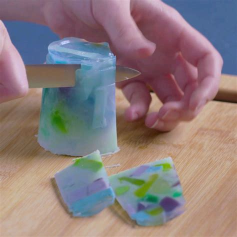 crafts to make learn how to make diy gemstone soaps diy