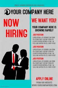 Job Hiring Flyer Template