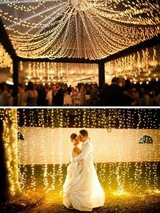 twinkle lights for weddings With wedding video lighting