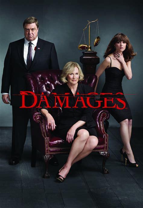 Tv Shows - damages tv show ending