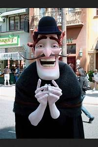 Bowler Hat Guy--Meet The Robinsons (I want to find this ...