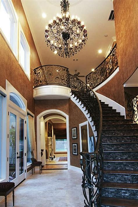 Chandelier For Two Story Foyer by 17 Best Images About Staircase Chandeliers On