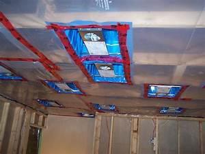 Vapor barrier bathroom ceiling wwwenergywardennet for Vapor barrier in bathroom