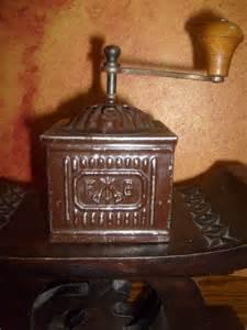 Metal Antique Coffee Grinder
