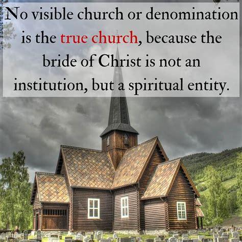 Which Church Is The True Church