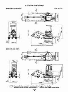 Kobelco Sk15sr Sk20sr Hydraulic Excavator Shop Manual Pdf