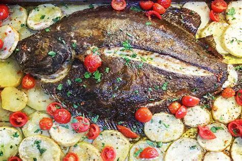 Come Cucinare Il Rombo Al Forno Con Patate by Rombo Al Forno La Ricetta Semplice E Gustosa Con Patate