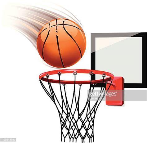 Ilustraciones De Stock Y Dibujos De Canasta De Baloncesto