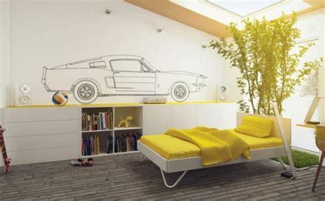 Jugendzimmer Wandgestaltung Ideen