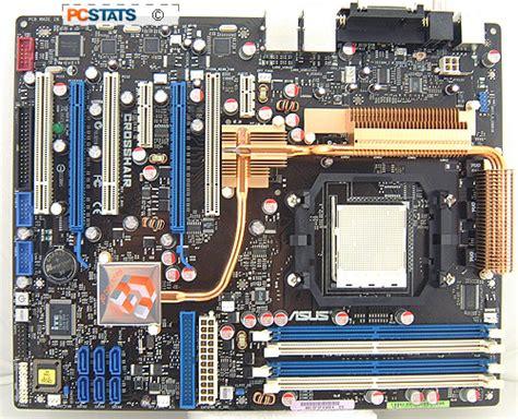 Asus M2-CROSSHAIR Socket AM2 nForce 590 SLI Motherboard ...