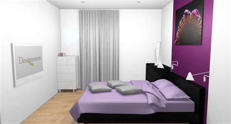 peinture chambre violet emejing peinture chambre fille et blanc contemporary