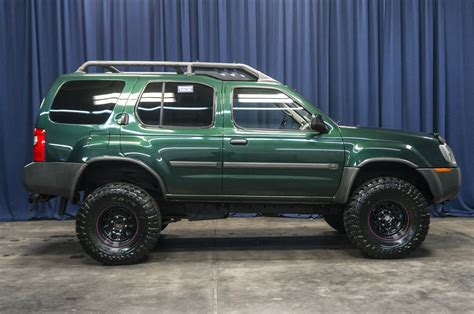 lifted nissan xterra used lifted 2002 nissan xterra supercharged 4x4 suv for