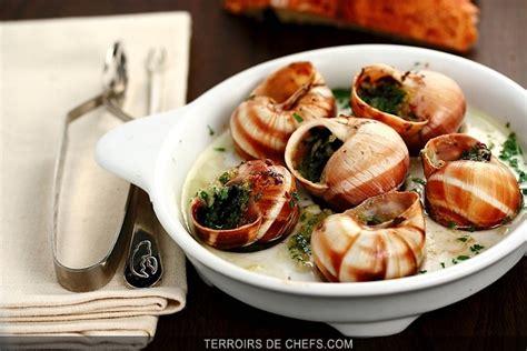 bruits de cuisine l escargot mets emblématique de la gastronomie française
