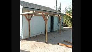How I Built A Rolling Carport For Little Money YouTube