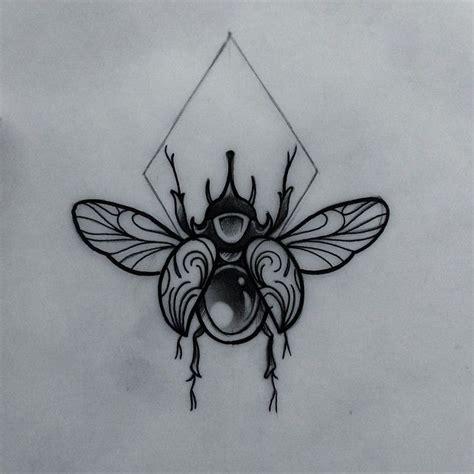 25+ Best Ideas About Beetle Tattoo On Pinterest Scarab