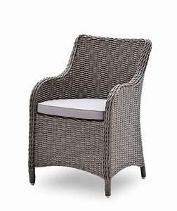 Fauteuil pour terrasse syma mobilier jardin fauteuil for Fauteuil terrasse design