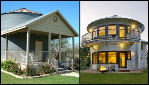 Unloved Grain Silos Converted Into Homes!  House Hunting