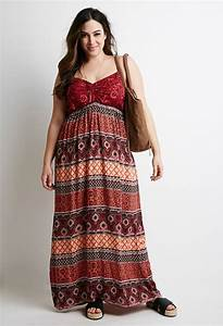 Plus Size Boho Maxi Dress | Plus Size Fashion | Pinterest ...