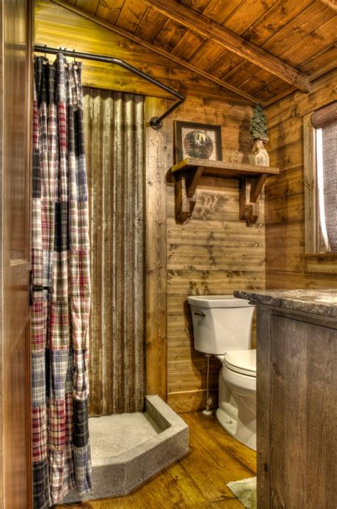 extraordinary fresh rustic bathroom interior designs