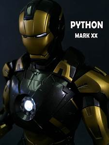 (玩具報告) Hot Toys Iron Man Mark 20(Python) - Toys Zone D 玩具 ...