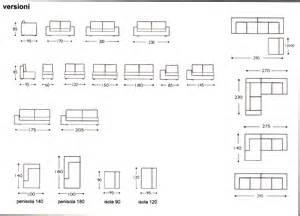 Divano Due Posti Dimensioni ~ Idee per il design della casa