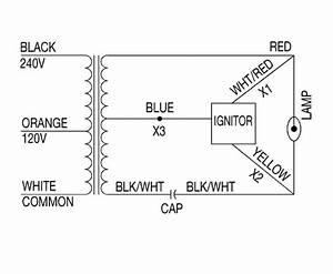 Additional Ballast Wiring Diagrams