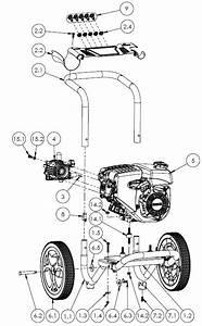 Simpson U00ae Ms60763 Pressure Washer Parts  Accessories