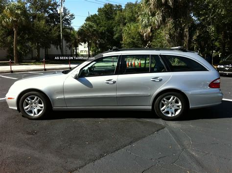 2010 mercedes benz e350 mercedes benz e350 moon roof one owner clean carfax backup camera 18 inch alloy wheels mercedes coupe. 2004 Mercedes - Benz E320 Base Wagon 4 - Door 3. 2l