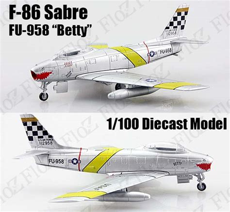 Us Air Force F-86 Sabre Tiger Mouth 1