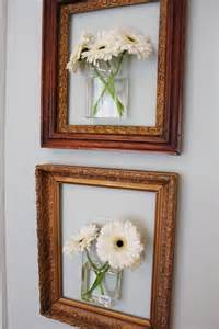 Empty Frame Decorating Ideas