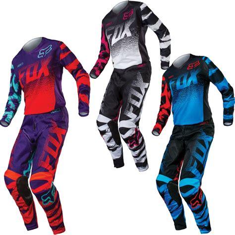 fox womens motocross fox racing 180 womens motocross jersey