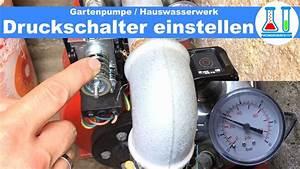 Druckschalter Hauswasserwerk Einstellen : gartenpumpe hauswasserwerk druckschalter einstellen ~ Orissabook.com Haus und Dekorationen
