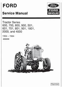 Ford Wiring   801 Ford Tractor Wiring Diagram