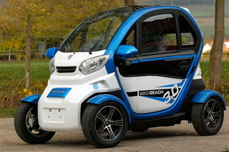 elektro auto  king  leichtkraftfahrzeug scooter