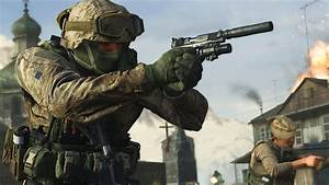 Call Of Duty  Modern Warfare Looks Absolutely Incredible
