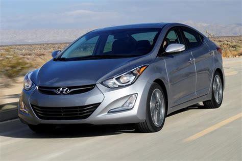 2015 Hyundai Accent Vs 2015 Hyundai Elantra What's The