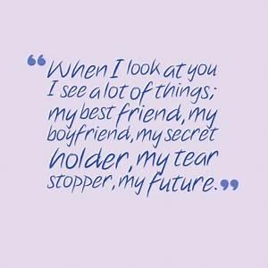 234+ Cute Boyfriend Love Quotes to Make Him Smile - BayArt