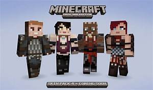 Fourth, Skin, Pack, For, Minecraft, Xbox, 360, Edition, Coming