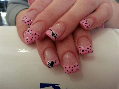 25 Cute Acrylic Nail Designs For Girls 2015