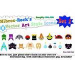 Sonic Icons Vector Nibroc Rock Deviantart Set2