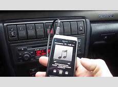 Arduino CD Changer for Audi Concert YouTube