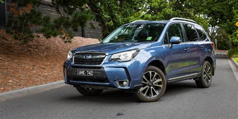 subaru forester red 2017 2017 subaru forester xt premium review caradvice