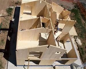 Case prefabbricate in legno a telaio o xlam EURO LEGNO CLIMA